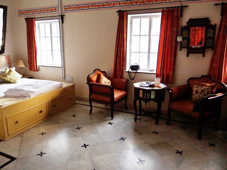 Diggi Palace hotel - Jaipur