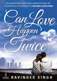 Can Love Happen Twice? - Ravinder Singh
