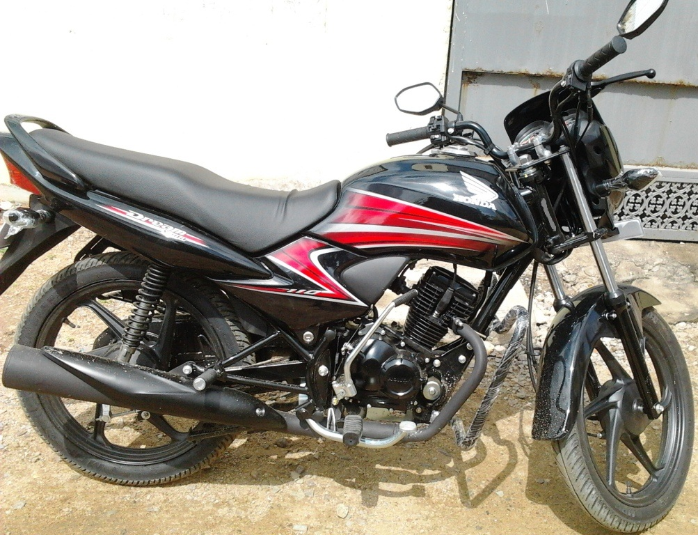 Honda Dream Mileage Honda Dream Yuga