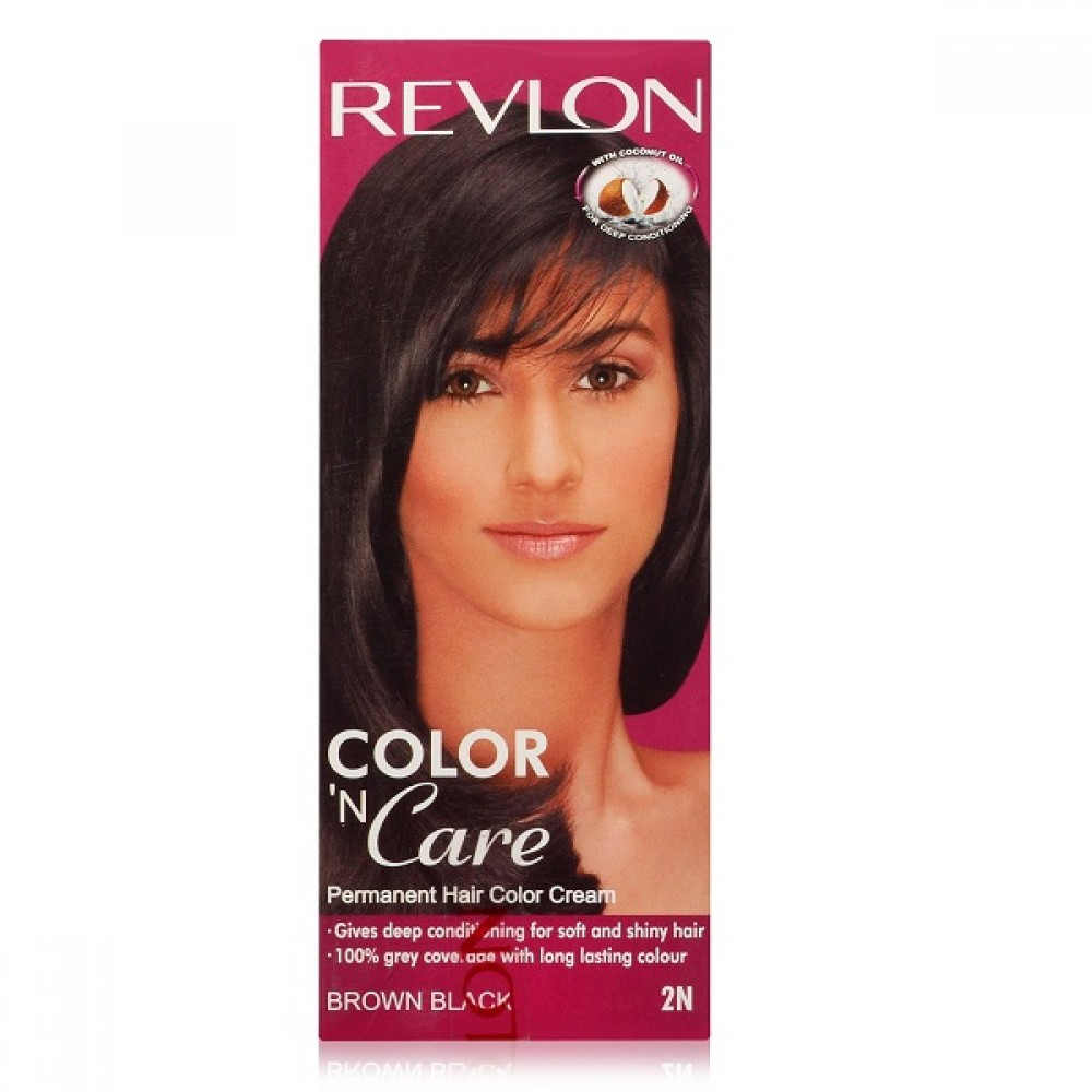 Revlon brown hair dye