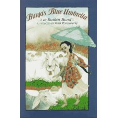 blue umbrella by ruskin bond