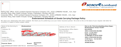 icici lombard motor insurance two wheeler claim form download