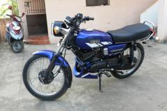 YAMAHA RX135 Reviews, Price, Specifications, Mileage - MouthShut com