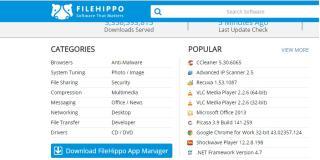 FILEHIPPO COM - Reviews | online | Ratings | Free