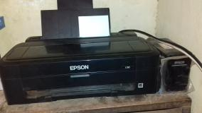 EPSON L130 SINGLE FUNCTION INKJET PRINTER Reviews, EPSON