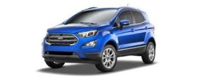 Ford Ecosport 15l Petrol Trend Mt Reviews Price