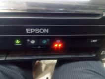 EPSON L380 ALL-IN-ONE INK TANK PRINTER Reviews, EPSON L380