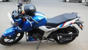 TVS APACHE RTR 160 FI Reviews, Price, Specifications