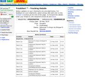 BLUE DART Reviews, Mall, Stores, Online Shopping