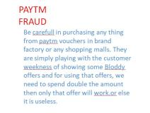PAYTM COM Photos, Images and Wallpapers - MouthShut com
