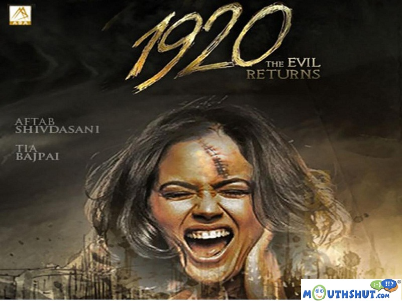 1920 EVIL RETURNS - Reviews | Movie Reviews | Trailer | Songs ...