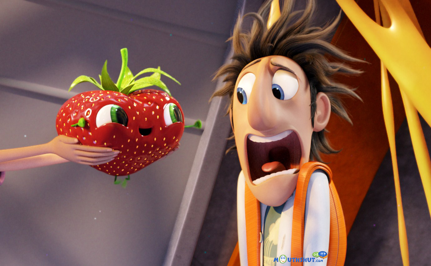 Cloudy With A Chance Of Meatballs 2 Image 4