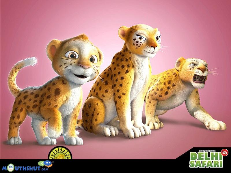 Delhi Safari full movie in telugu free download