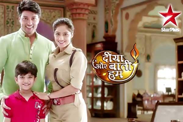 Diya aur baati hum (title track) — kailash kher and shubha mudgal.