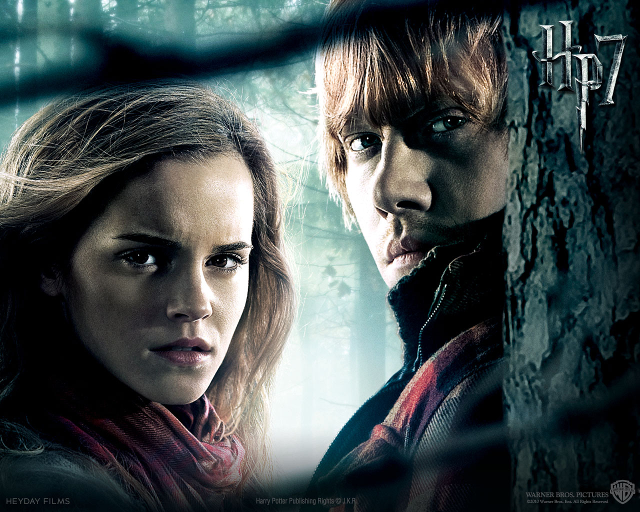HARRY POTTER & THE DEATHLY HALLOWS PART II MOVIE - Review ...