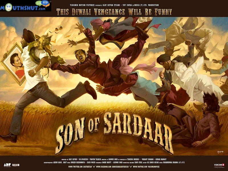 Son Of Sardaar Tamil Movie Song Download