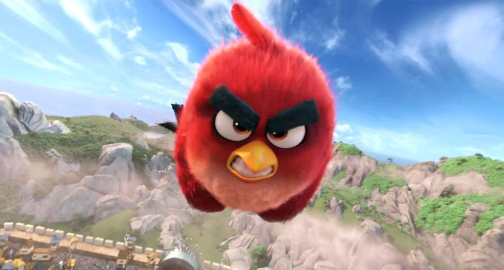 a review of the movie the birds Today i'm going to review the angry birds movie from sony pictures.