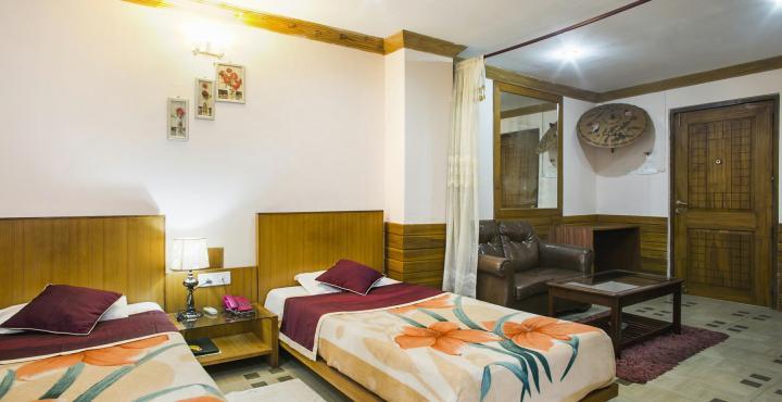 Hotel Silk Route   Police Bazar   Shillong Image 3