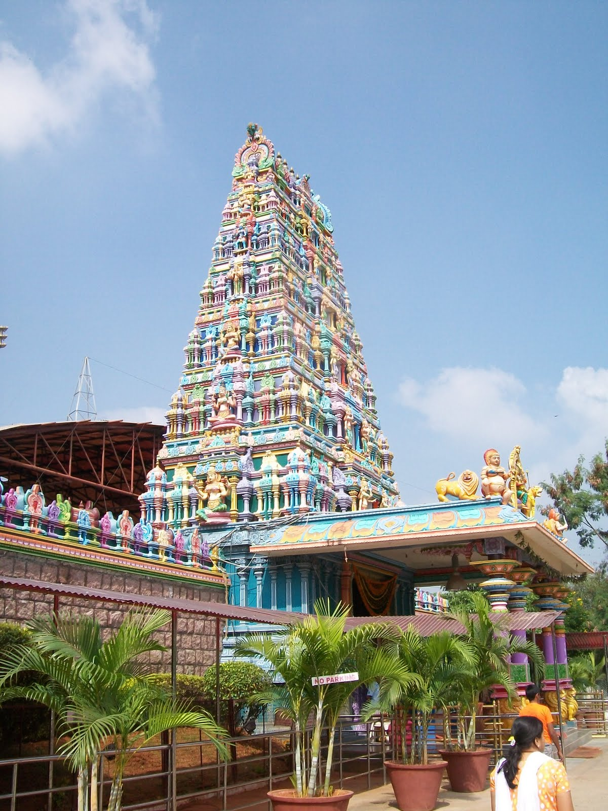 Sri Peddamma Thalli Temple