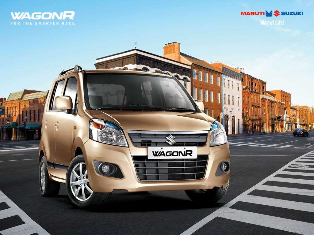 Maruti suzuki wagon r 2015 vxi ags image 34