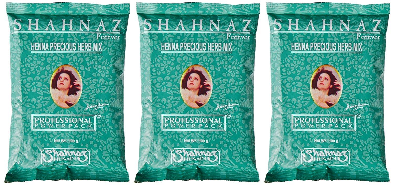 Latest Reviews on SHAHNAZ HUSAIN HENNA PRECIOUS HERB MIX