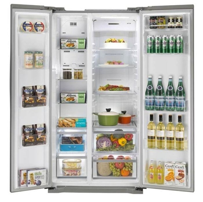Lg Side By Side Door Refrigerator Gc B207gsqv Photos Images And