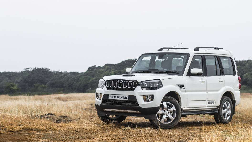 Mahindra Scorpio Photos Images And Wallpapers Colours Mouthshut Com
