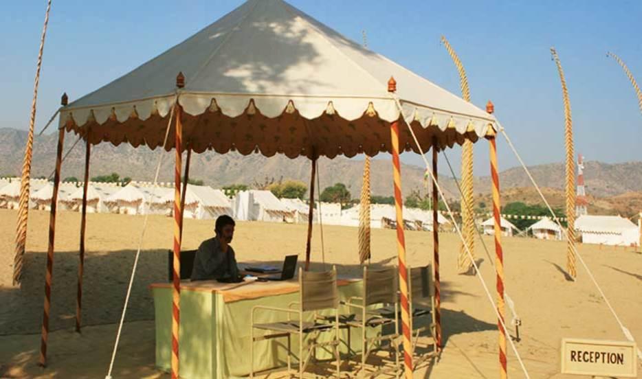 WH Royal Tents - Mobile C& - Pushkar image 3 & WH ROYAL TENTS - MOBILE CAMP - PUSHKAR Photos Images and ...
