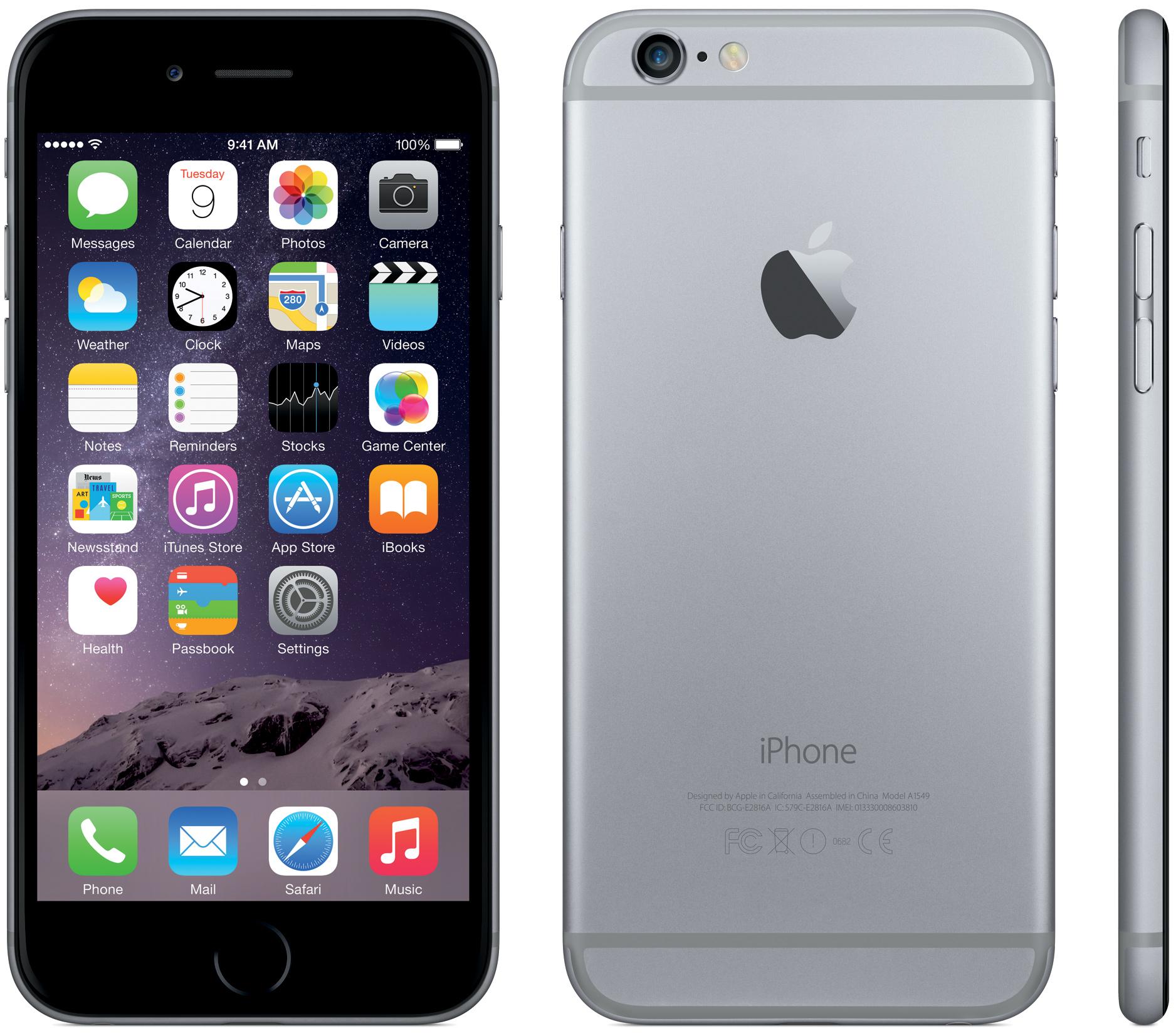 фото apple iphone 6 plus