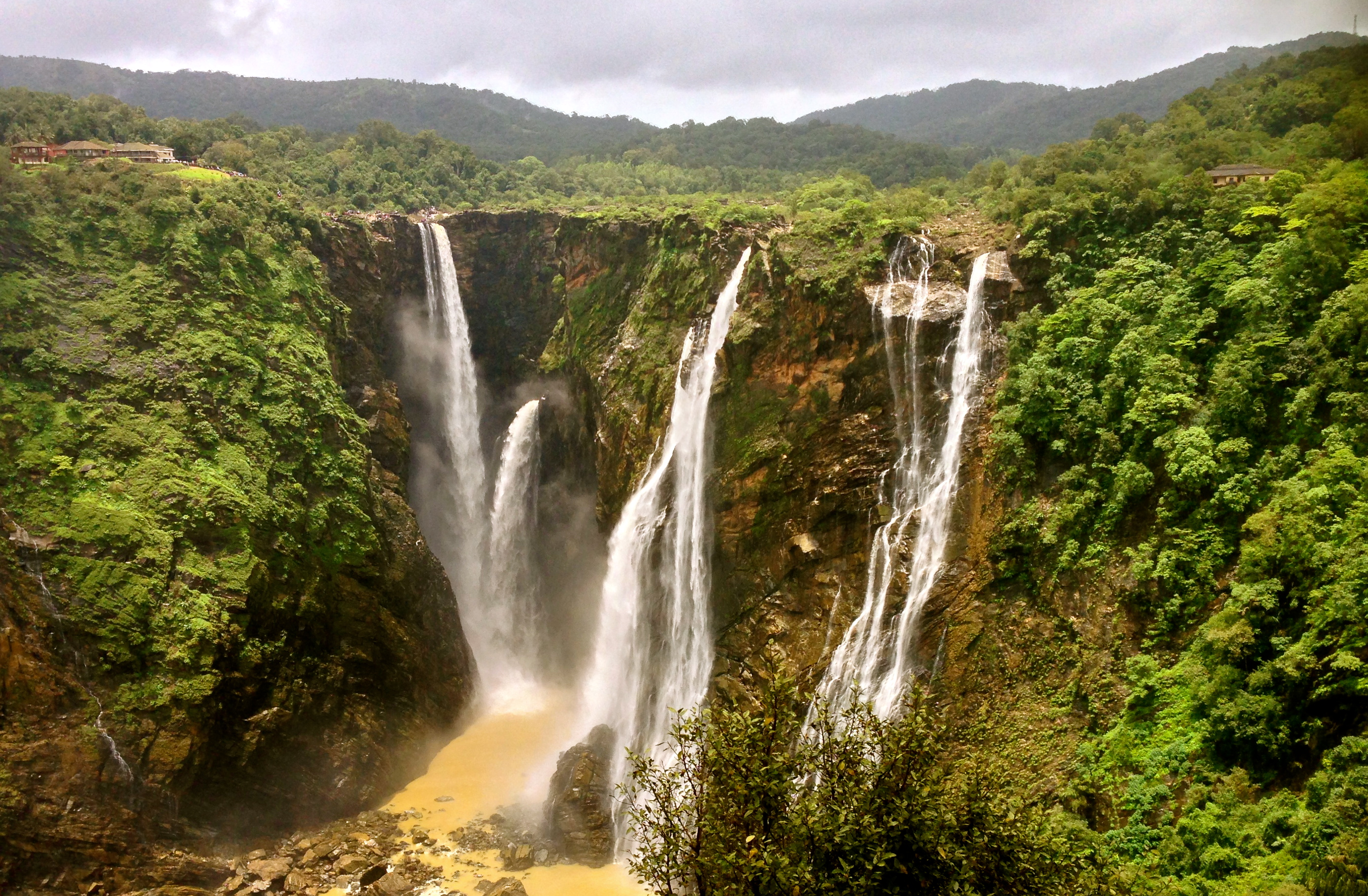 Jog Falls near Thirthahalli
