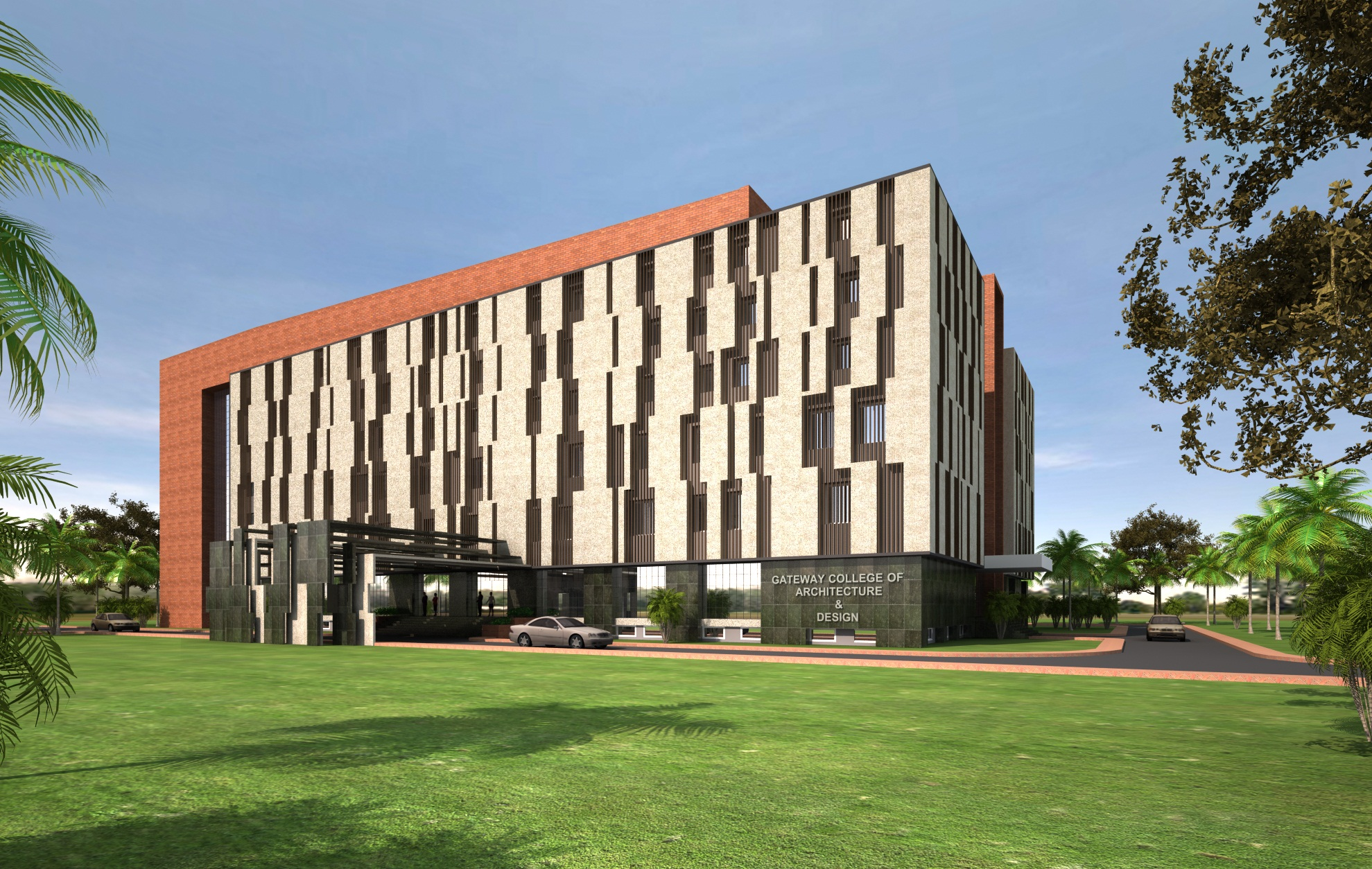 Gateway College Of Architecture And Design Sonepat Photos Images
