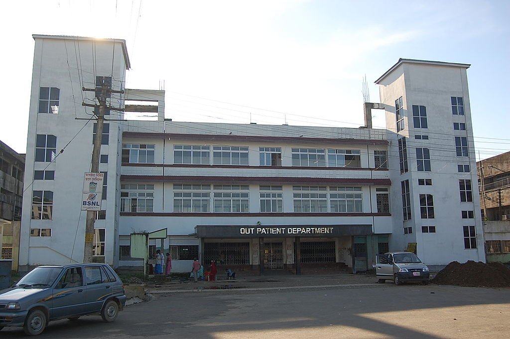 SILCHAR MEDICAL COLLEGE AND HOSPITAL SILCHAR Reviews