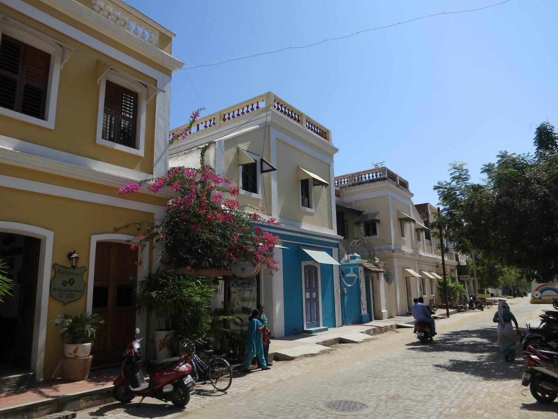 Pondicherry reviews tourist places tourist destinations tourist information pondicherry - Images of home ...
