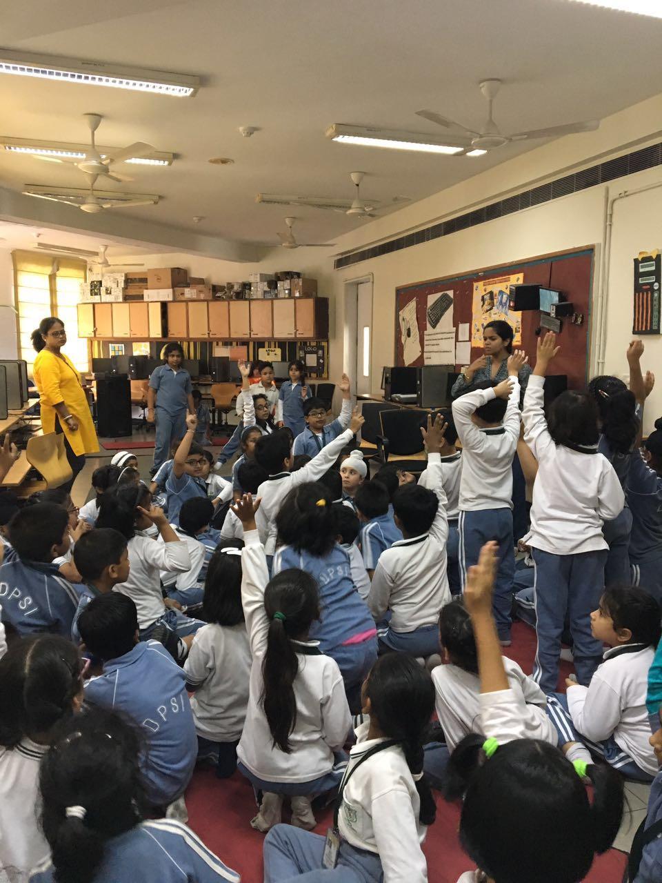 DELHI PUBLIC SCHOOL INTERNATIONAL - RK PURAM - DELHI Photos, Images