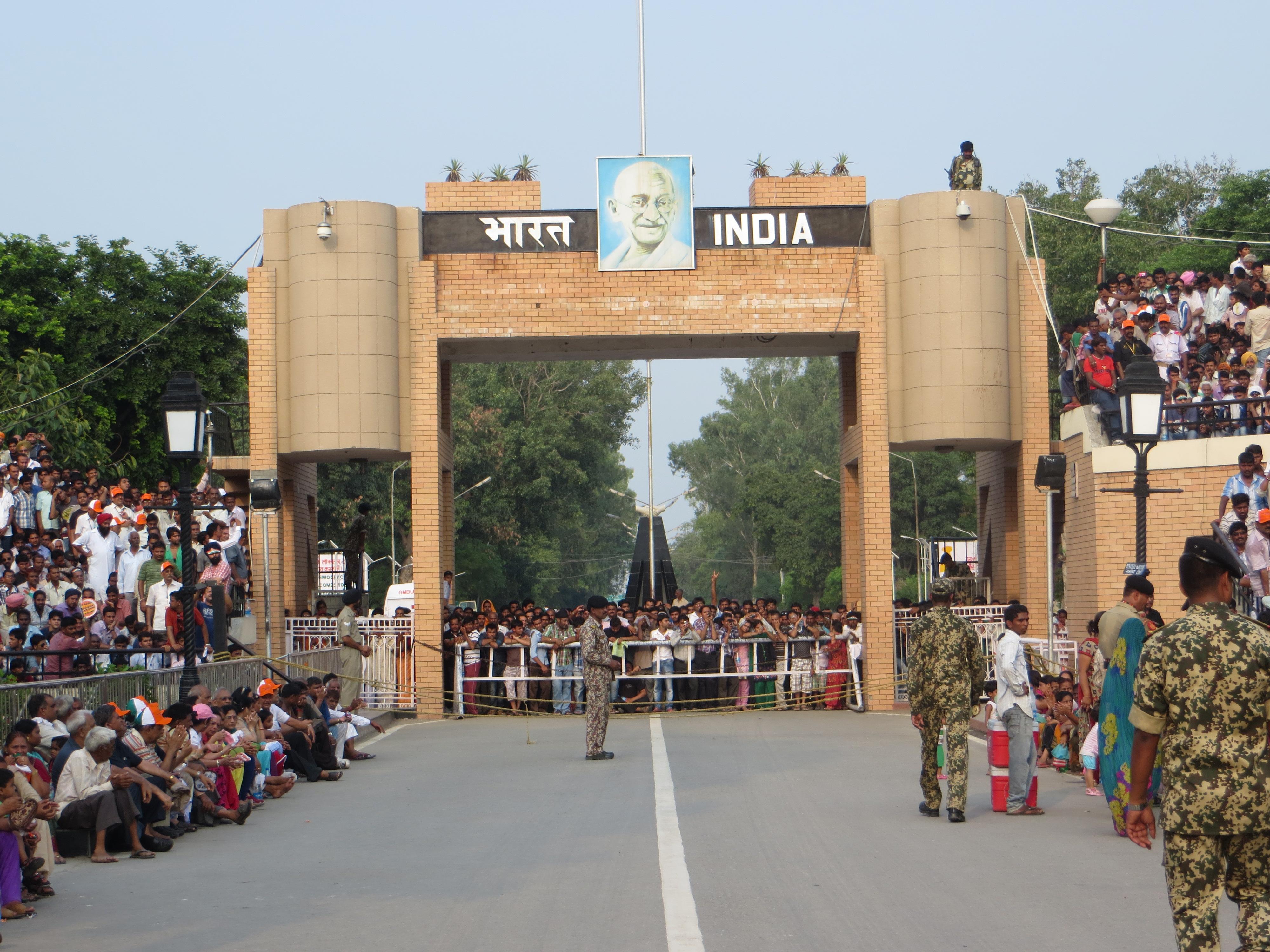 wagah border hd