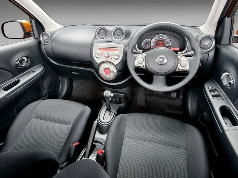 Nissan Micra Active Photos Images And Wallpapers Colours