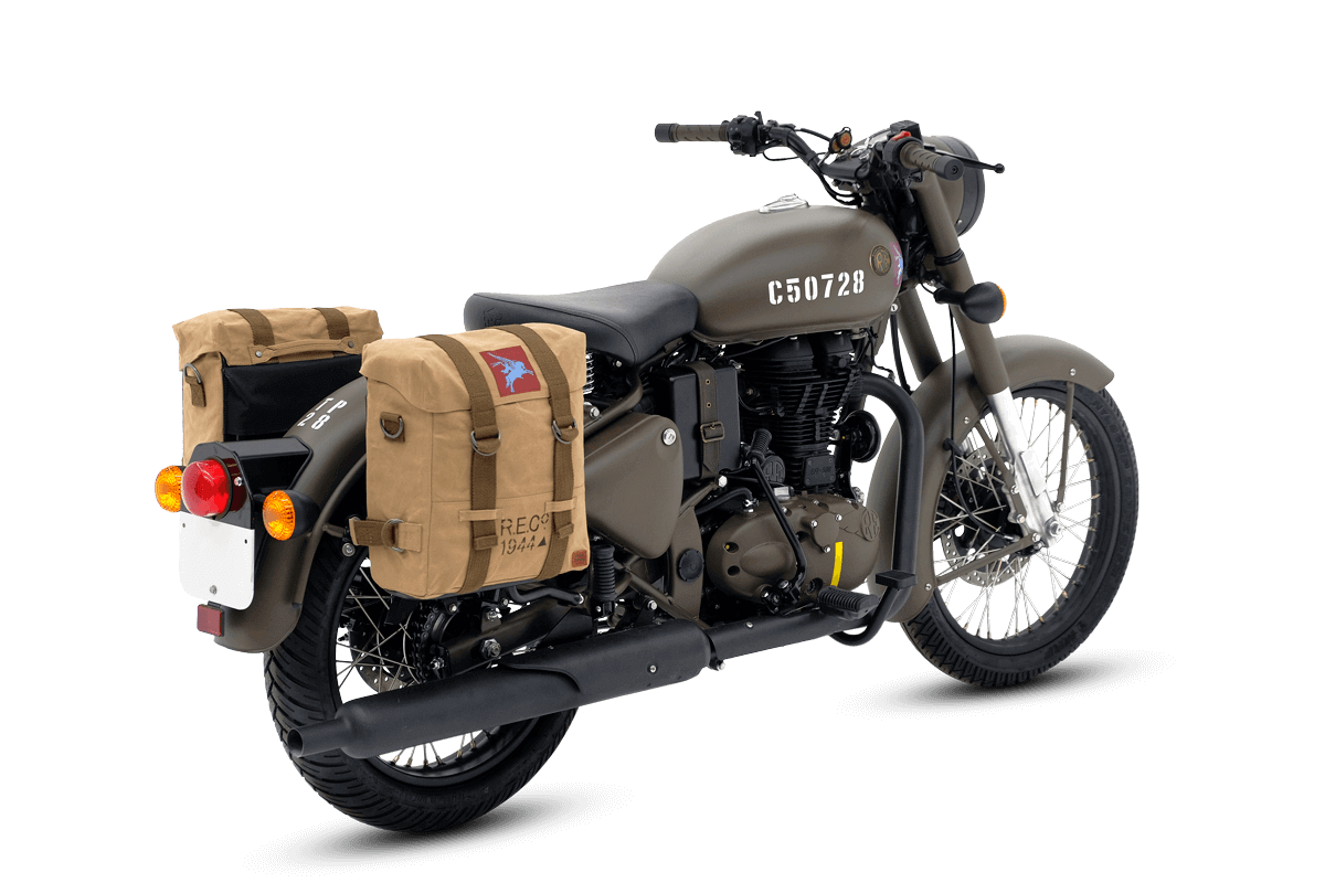 ROYAL ENFIELD CLASSIC 500 PEGASUS EDITION Photos, Images and