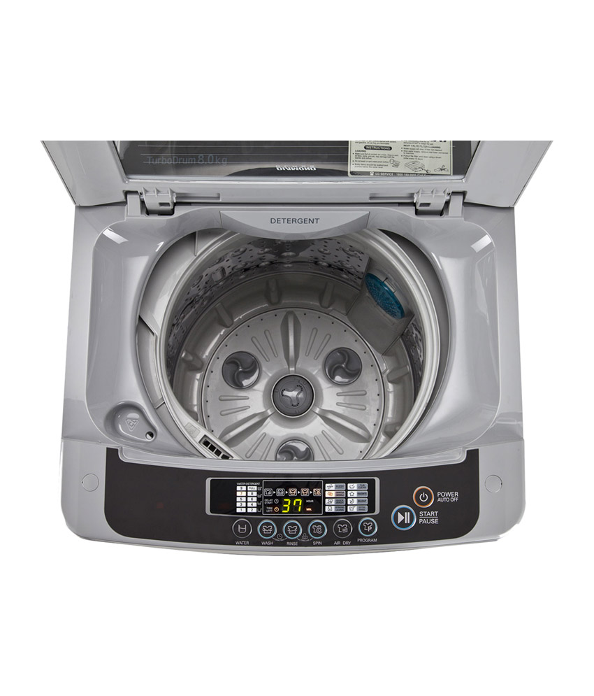 Which Is The Best Top Loading Washing Machine Lg T7567teelh 65 Kg Fully Automatic Top Loading Washing Machine