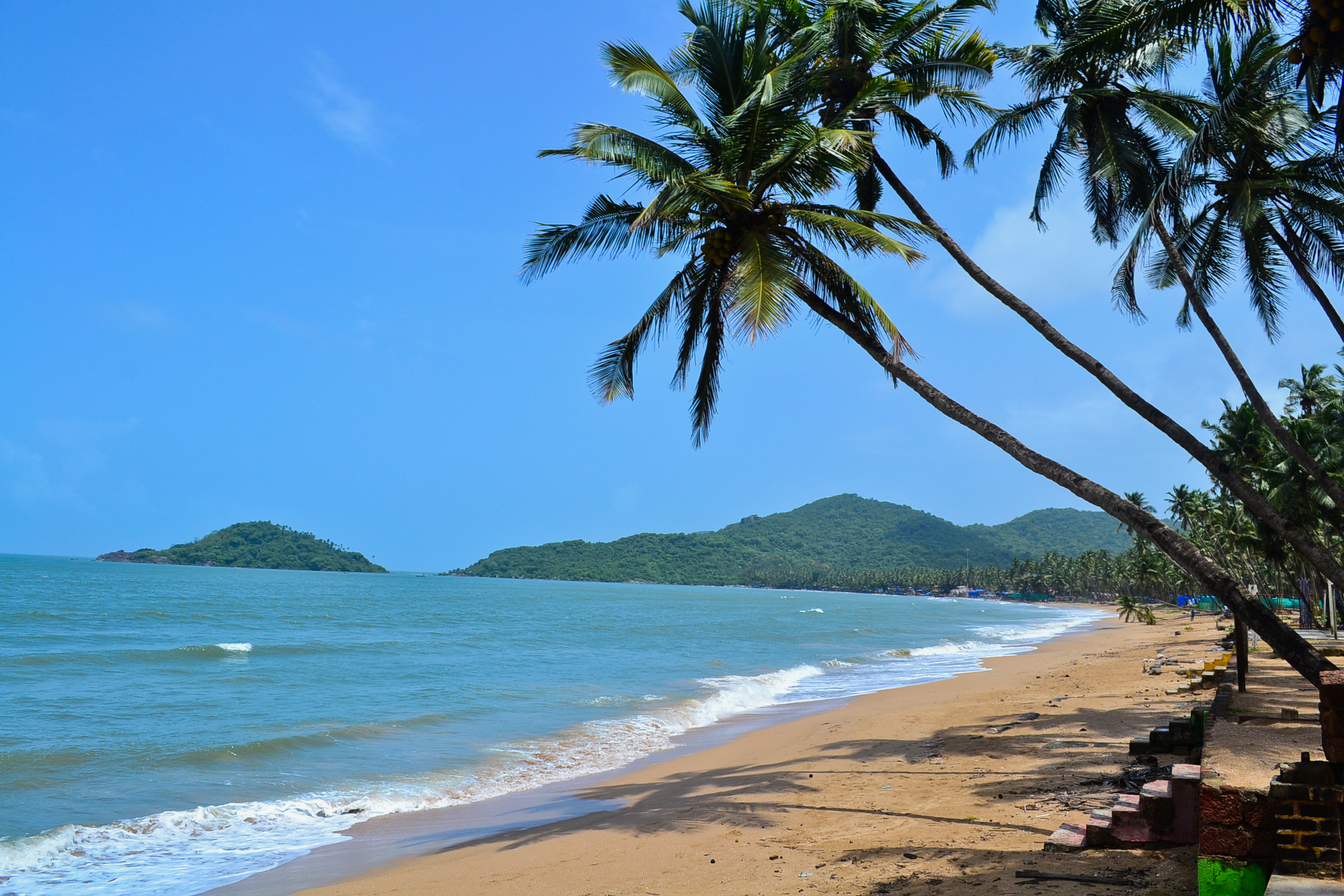 Image result for palolem beach goa images