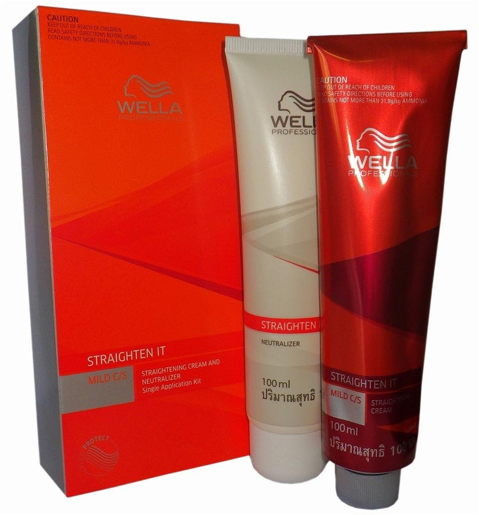 Latest Reviews on WELLA WELLASTRATE STRAIGHT HAIR CREAM