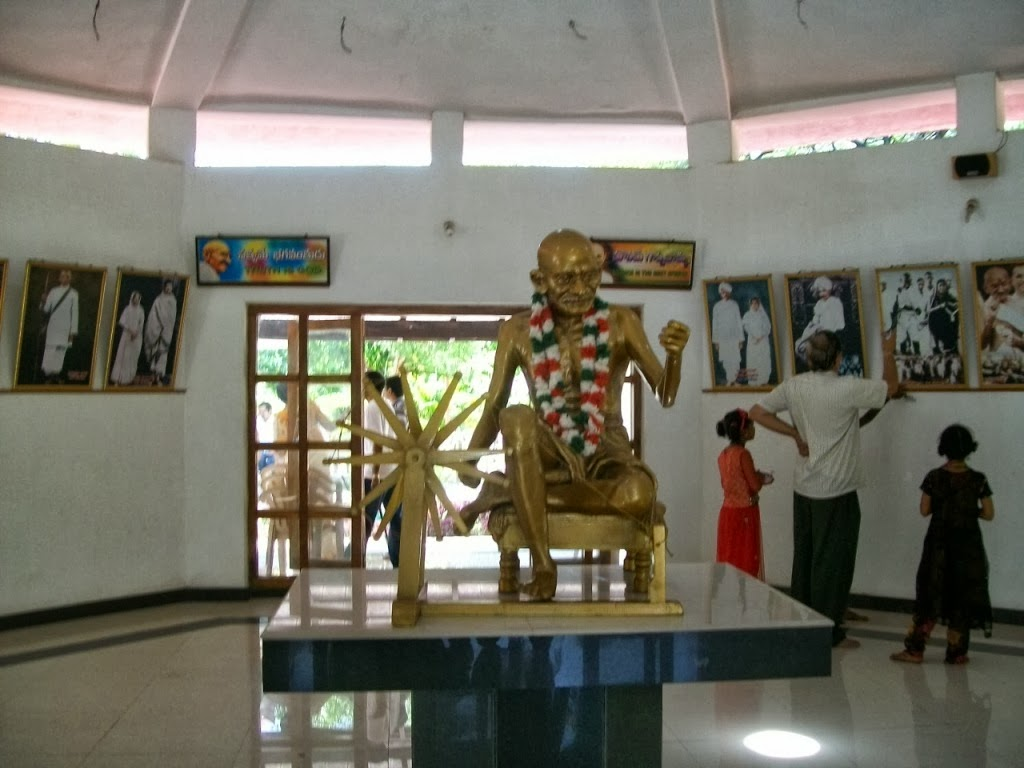 Image result for गांधी भवन- bangalore