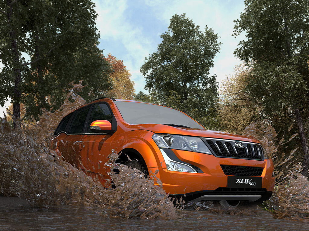 Mahindra Xuv500 W8 Awd Photos Images And Wallpapers Colours