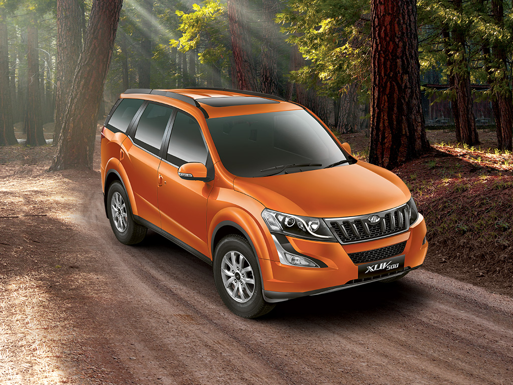 Mahindra Xuv500 W8 Awd Photos Images And Wallpapers