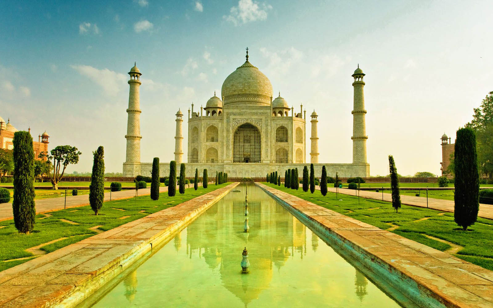 taj mahal - agra photos, images and wallpapers, hd images, near