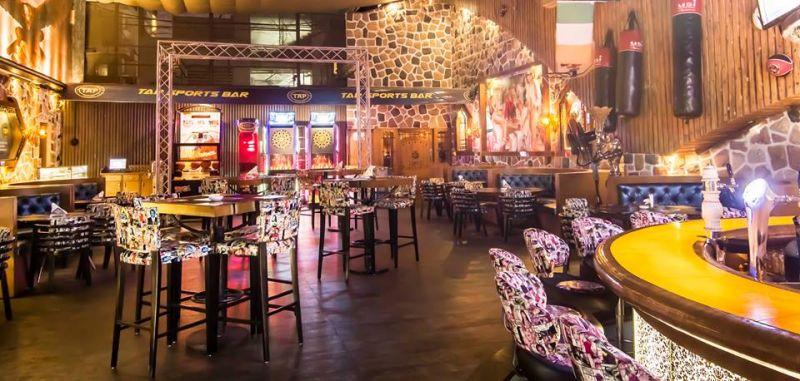 Tap resto bar bandra mumbai for Food bar sakinaka