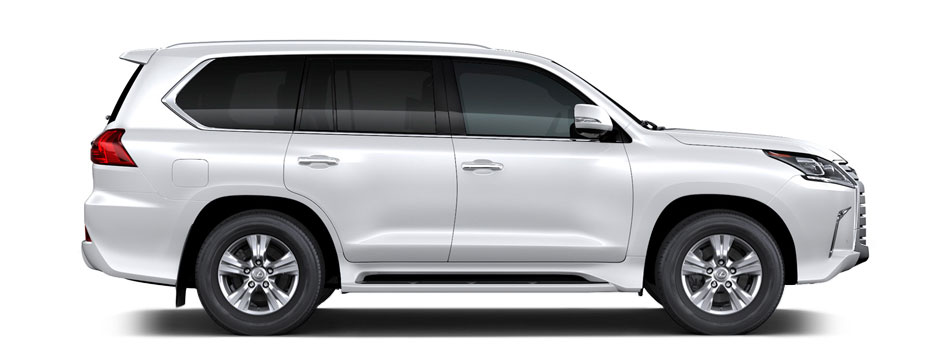 LEXUS LX 2018 570 Reviews, Price, Specifications, Mileage