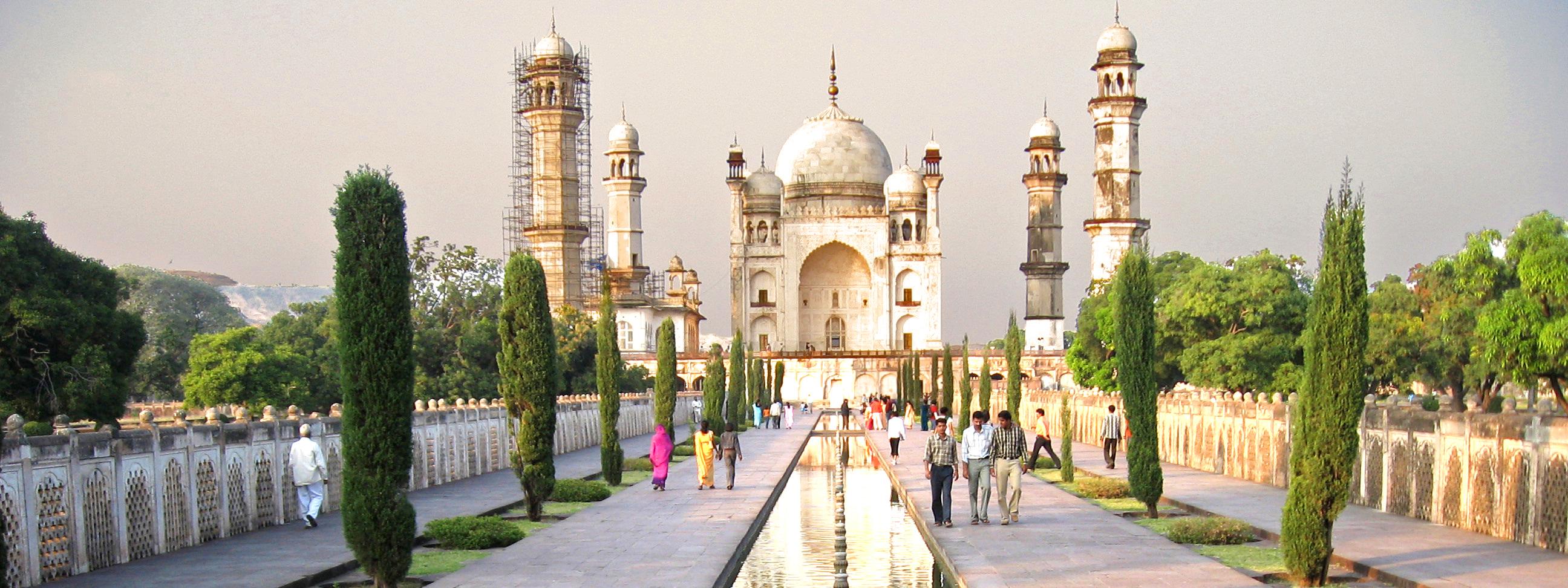 Bibi Ka Maqbara Aurangabad Reviews Information Tourist