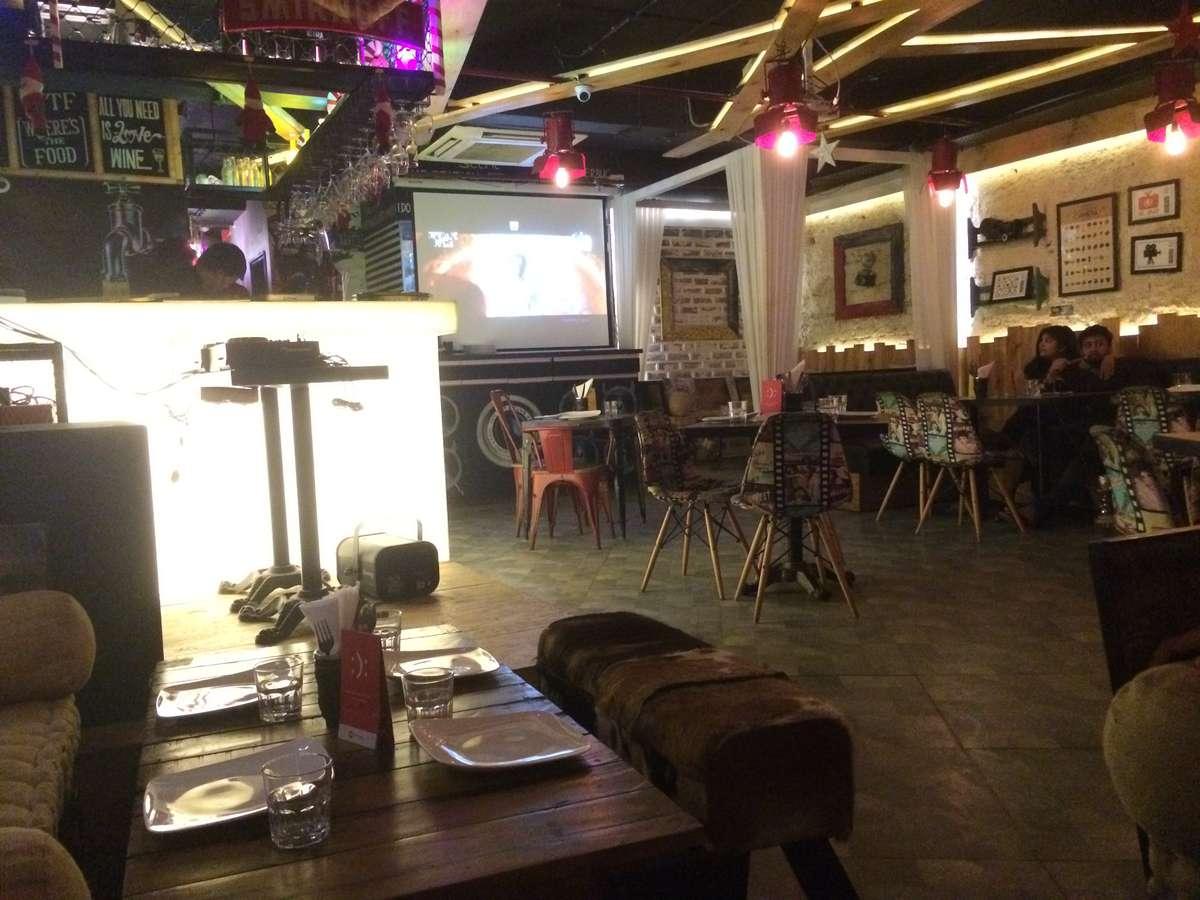 CAFE FOTO CLUBS - RAJOURI GARDEN - NEW DELHI Menu, Photos, Images ...