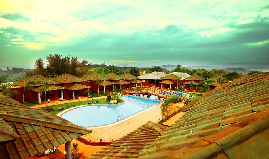 Sanskruti Resort Om Beach Road Gokarna Photos Images