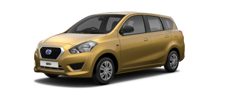DATSUN GO PLUS T OPTION Photos, Images and Wallpapers ...